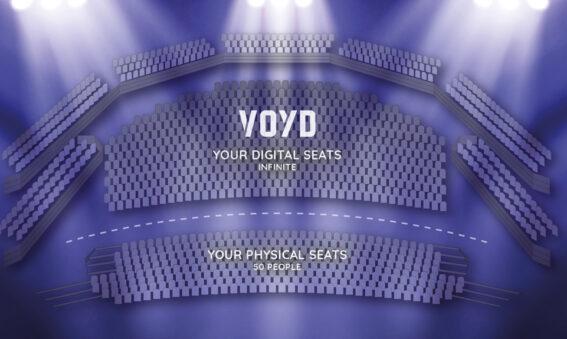 digital seats digital stage