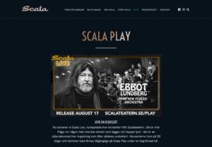 Scalateatern Landningssida Scala Play VOYD