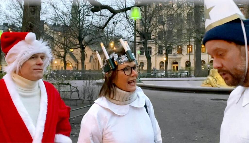 Katrin Sundberg Daniel Sjöberg VOYD